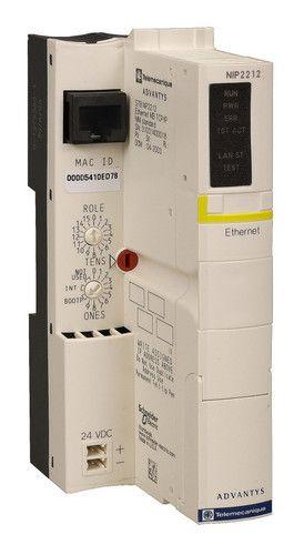 Модуль Schneider Electric STBNIP2212 связи Ethernet Standart TCP/IP