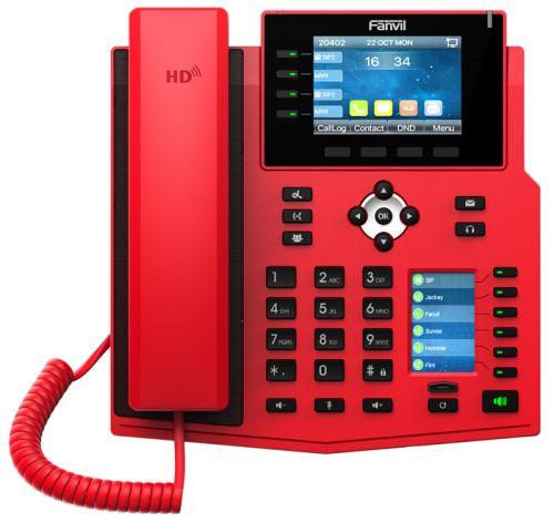 Телефон VoiceIP Fanvil X5U R