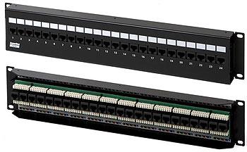 Hyperline PPW-24-8P8C-C5e-FR