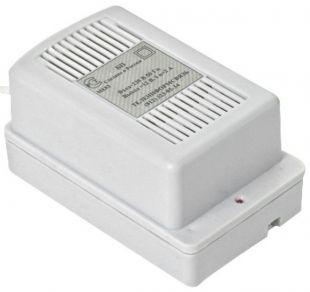 Блок питания Телеинформсвязь БП-12/2А 12,2 В стабилизированый, ток 2,0 А круглосуточно, импульсный, пластиковый корпус, +5...+40°C, 135х85х65 мм