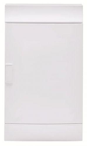 Бокс ABB 1SLM004100A7109 настенный Mistral41W 3х18М (54 мод) мультимедиа непрозрачная дверь