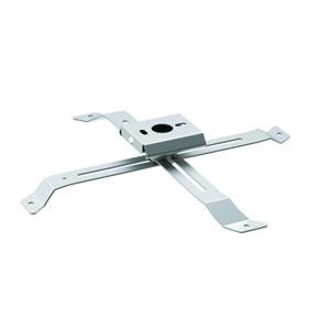Крепление потолочное FIX PRB-13 4612748700584 для проектора до 15кг, 5.2см, серебристое