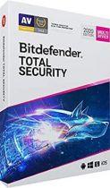 Bitdefender Bitdefender Total Security 2020, 1 год, 5 устр.