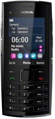 Nokia X2-02 Ocean Blue