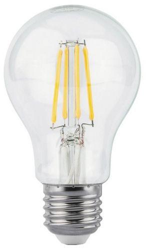 Лампа светодиодная Gauss 102802108 LED Filament A60 E27 8W 740lm 2700К лампа светодиодная gauss 102802108 e27 a60 8вт
