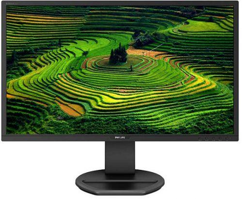 Монитор 21,5 Philips 221B8LJEB (00/01) 1920x1080, 1 мс, 250 кд/м2, 20000000:1, 170°/160°, DVI-D (HDCP), HDMI 1.4, DisplayPort 1.2, VGA, SPK, USB, HAS монитор 28 philips 288p6ljeb 00 01 3840x2160 1 мс 300 кд м2 50000000 1 170° 160° dvi d hdmi displayport vga usb 4 mhl spk has pivot