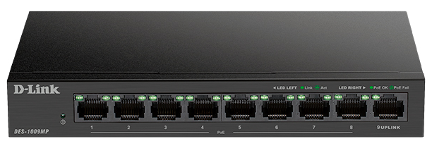 D-link DES-1009MP