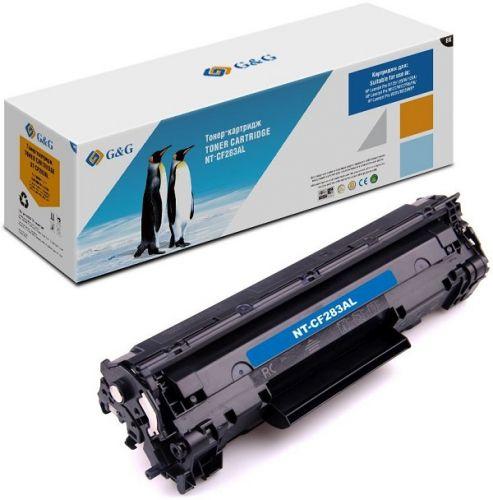 Картридж G&G NT-CF283AL для HP LaserJet Pro M125/M127/M201/M225 (2500стр)