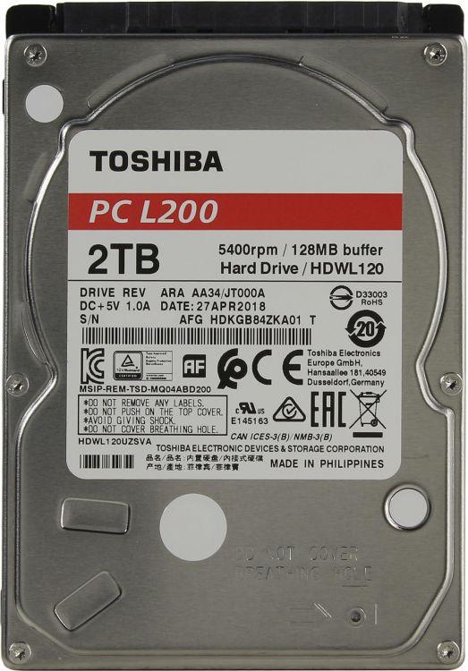 Toshiba HDWL120UZSVA