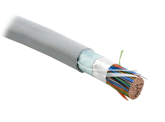 Hyperline FUTP100-C3-S24-IN-PVC-GY