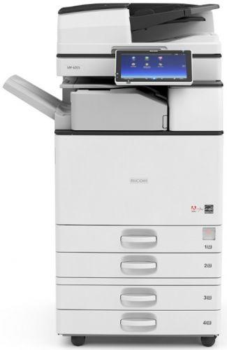 МФУ монохромное Ricoh MP 3055SP 417742 A3, 30 стр/мин, принтер/цв.сканер/копир/девелопер/автоподатчик/ARDF/дуплекс,б/тонера