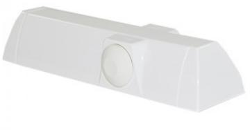 Доводчик Dorma TS90 Impulse для дверей весом до 65 кг, цвет белый, температурный диапазон (град.С)-15..+40 двухскоростной, со скользящим каналом
