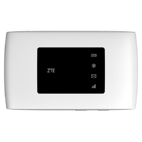 Роутер WiFi ZTE MF920RU USB VPN Firewall +Router, внешний белый