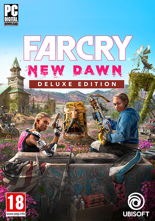 Ubisoft Far Cry New Dawn Deluxe Edition