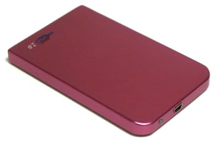 "AgeStar Внешний корпус для HDD SATA 2.5"" AgeStar SUB2O1 (RED)"