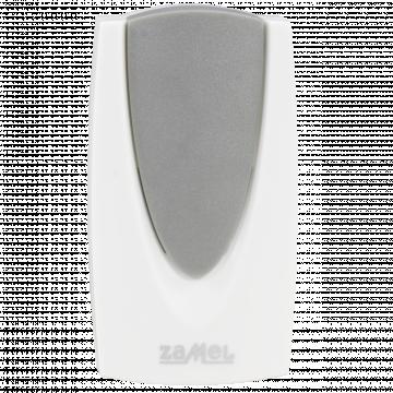 Звонок Zamel ST-925 FOXTROT беспроводной радиус действия 60м (питание от розетки 220В)