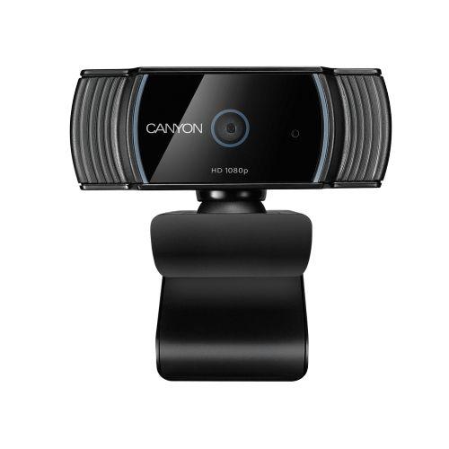 Веб-камера Canyon C5 1080P full HD 2 Мпикс, USB2.0