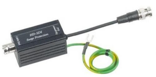 Грозозащита SC&T SP007L для цепей передачи видеосигналов формата SDI (SD-SDI, HG-SDI). Максимальное напряжение перегрузки 8КВ. Полоса пропускания до 1