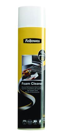 Фото - Средство чистящее Fellowes FS-99677 пена чистящая антистатическая, 400 мл чистящее средство