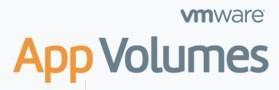 Право на использование (электронно) VMware CPP T2 App Volumes Advanced 4.0 10 Pack (Named Users).