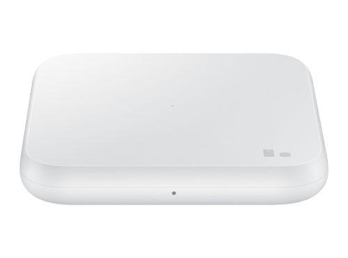 Фото - Зарядное устройство беспроводное Samsung EP-P1300BWRGRU EP-P1300, белое беспроводное зарядное устройство samsung ep p1100 usb c 1a черный ep p1100bbrgru