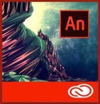 Adobe Animate CC / Flash Professional CC for teams Продление 12 мес. Level 14 100+ (VIP Select 3