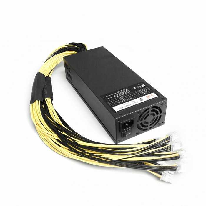 3Cott 3C-PSU-2000-BTC-A1 2000W