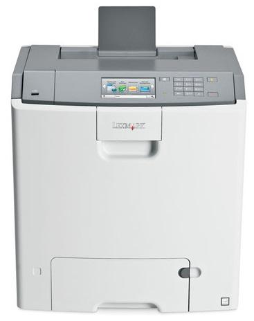 Lexmark Принтер цветной лазерный Lexmark C748de (41H0070)