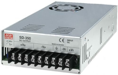 Преобразователь DC-DC модульный Mean Well SD-350C-12