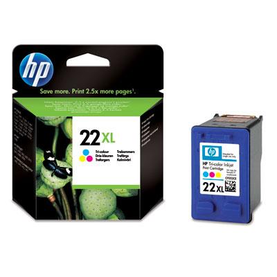 HP 22XL