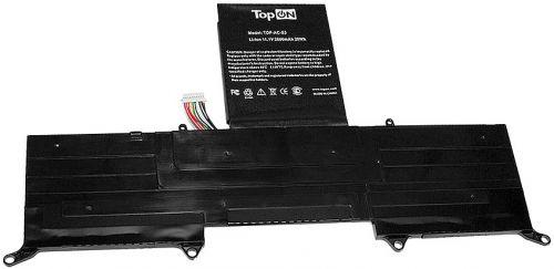 Аккумулятор для ноутбука Acer TopOn TOP-AC-S3 к серии Aspire S3 Ultrabook Series. 11.1V 2600mAh 29Wh. PN: AP11D4R, BT.0030.