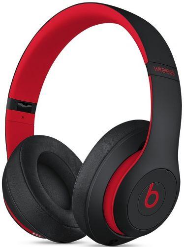 Наушники беспроводные Apple Beats Studio3 Wireless MX422EE/A The Beats Decade Collection - defiant black-red
