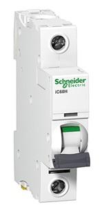 Фото - Автоматический выключатель Schneider Electric A9F73102 1Р 2А B 6кА (серия Acti 9 iC60N) автоматический выключатель schneider electric acti 9 ic60n 3p c 6ка 50 а