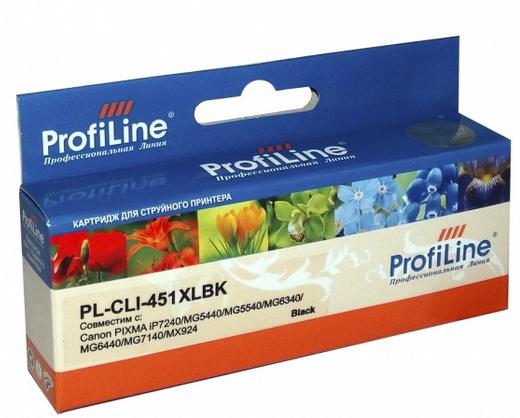 ProfiLine PL-CLI-451BK-Bk