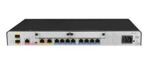 Роутер Huawei AR6120 02352CQW 1*GE WAN,1*GE combo WAN,1*10GE SFP+,8*GE LAN,2*USB,2*SIC