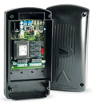 Блок CAME ZR24 управления для 1-го привода (для редукторов с питанием 230В)