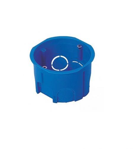 Коробка установочная EKF plc-kmt-010-033 КМТ-010-033 для твердых стен 68х45 полипропилен винты IP20