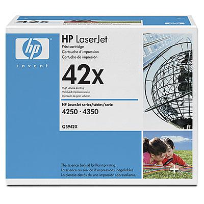 HP 42X