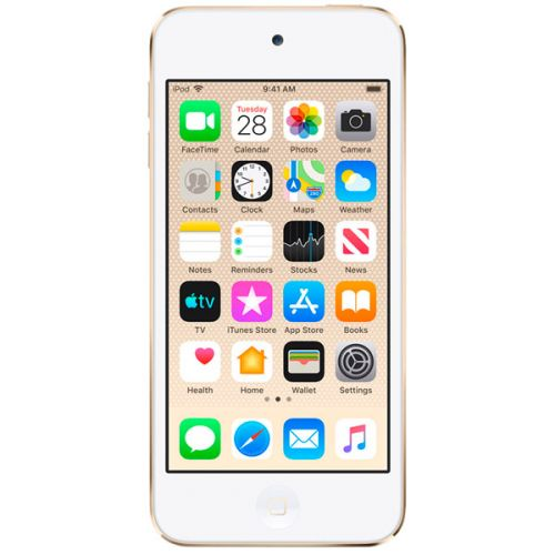 Плеер Apple iPod touch 32GB MVHT2RU/A gold
