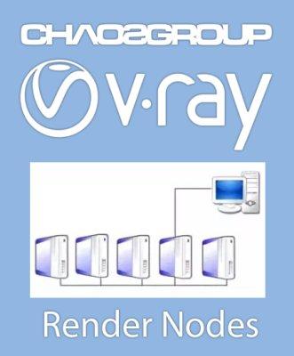 Chaos Group Render Node 3.0 Pack 10, коммерческий, английский