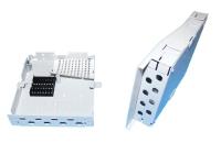 Бокс настенный Vimcom НКРУ-СПЛ-миникросс-8-SC AD-SC-MM+PT-MM50-SC-1 на 8 портов SC MM (50/125), пенал (пигтейлы + проходные адаптеры)
