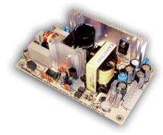 Преобразователь AC-DC сетевой Mean Well PS-65-12  - купить со скидкой