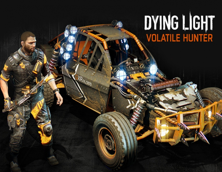Techland Dying Light Volatile Hunter Bundle