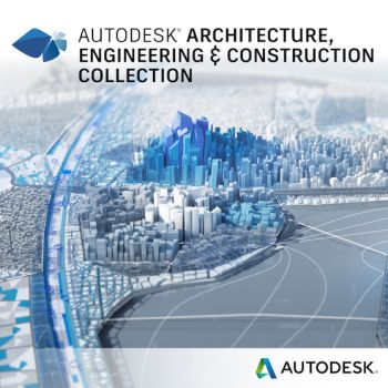 Autodesk Architecture Engineering & Construction Collection IC New Single-user ELD 3-Year