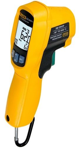 Fluke Термометр инфракрасный Fluke FLUKE-62 MAX (4130474)