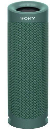Портативная акустика Sony SRS-XB23 зеленый, 2*4Вт, BT, IP67