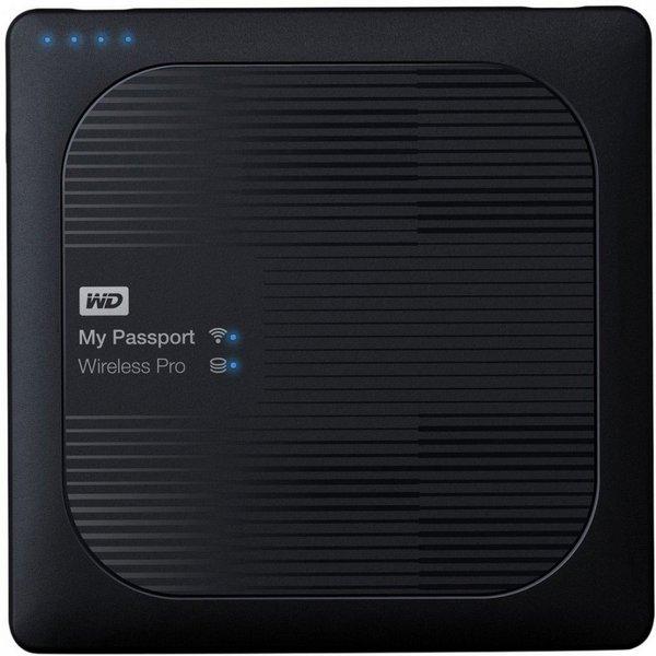 Western Digital WDBSMT0040BBK-RESN