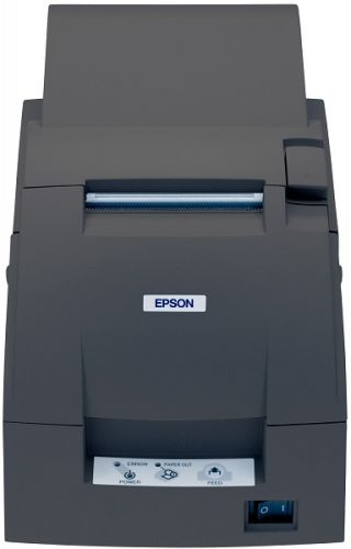 Фото - Принтер Epson TM-U220PA (057) C31C516057 Parallel, PS, EDG, gray принтер epson c6500ae c31ch77102 colorworks