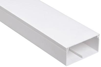 Кабель-канал IEK CKK10-040-025-1-K01 40х25 (Элекор) белый 2м