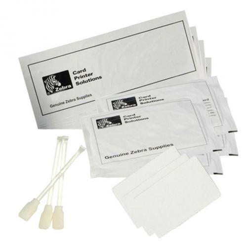 Комплект чистящий Zebra 105999-704 для ZXP7 (12 feeder, print path and laminator cleaning cards, 12 cleaning swabs, and 3 adhesive cleaning cards for недорого